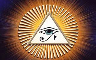 Всевидящее око – значение символа у разных народов