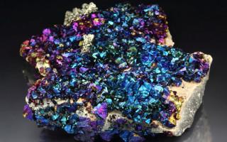 Халькопирит — камень с пламенной душой