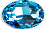Камень алпанит: страз Swarovski и его свойства