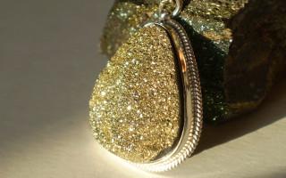 Марказит — камень с обманчивой внешностью, «золото дураков»
