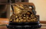 Денежная лягушка: символ и талисман, приносящий богатство