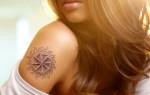 Славянские тату-обереги: символы для мужчин и женщин