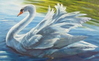 Чертог Лебедя в славянском гороскопе