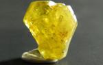 Хризоберилл — камень, которым лечили уже в Древней Индии