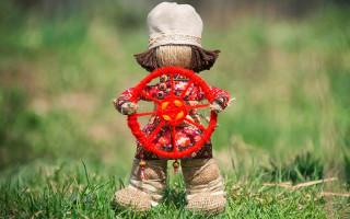 Кукла Спиридон Солнцеворот: значение и мастер-класс