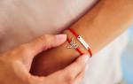 Что означает красная нить на запястье и как ее носить