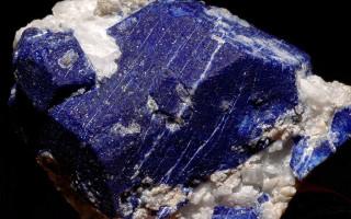 Лазурит — камень небесного цвета с магическими свойствами