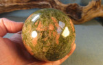 Унакит — камень с мозаичной структурой