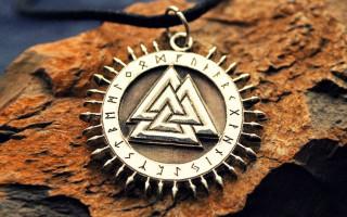 Древний символ Валькнут: истоки и значение