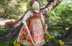 Кукла Желанница: как сделать и загадать желание