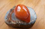 Сардоникс — камень, популярный со времен античности
