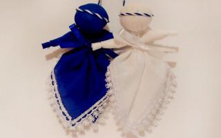 Кукла День-Ночь: двуликий оберег для семьи