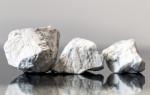 Говлит — камень индейских шаманов: свойства и значение