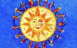 Символ Солнцеворот – атрибут главных славянских праздников