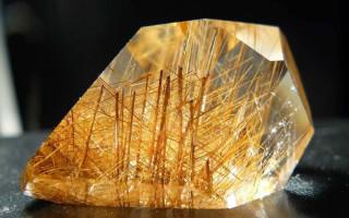 Рутиловый кварц (волосатик) – камень для привлечения любви