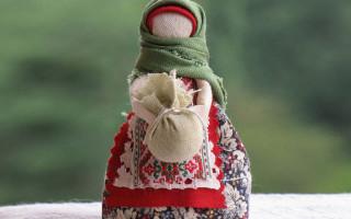 Кукла Подорожница – надежный оберег для путешественников