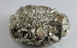 Пирит — камень высекающий огонь: свойства «золота дураков»