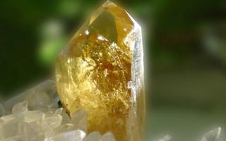 Цитрин — камень купцов и родственник топаза