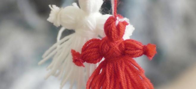 Куклы Мартинички: своими руками делаем оберег и встречаем весну