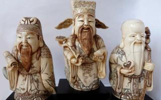 Фигурки Нэцкэ: значение миниатюрных японских скульптур