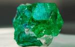 Цаворит — камень исключительной редкости от Тиффани