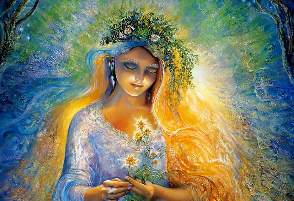 о богине ладе картинки