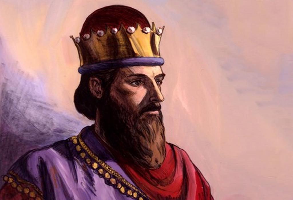 Портрет царя Соломона