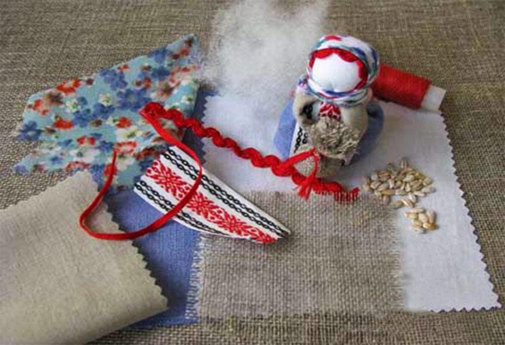 Материалы для создания оберега куклы Подорожницы