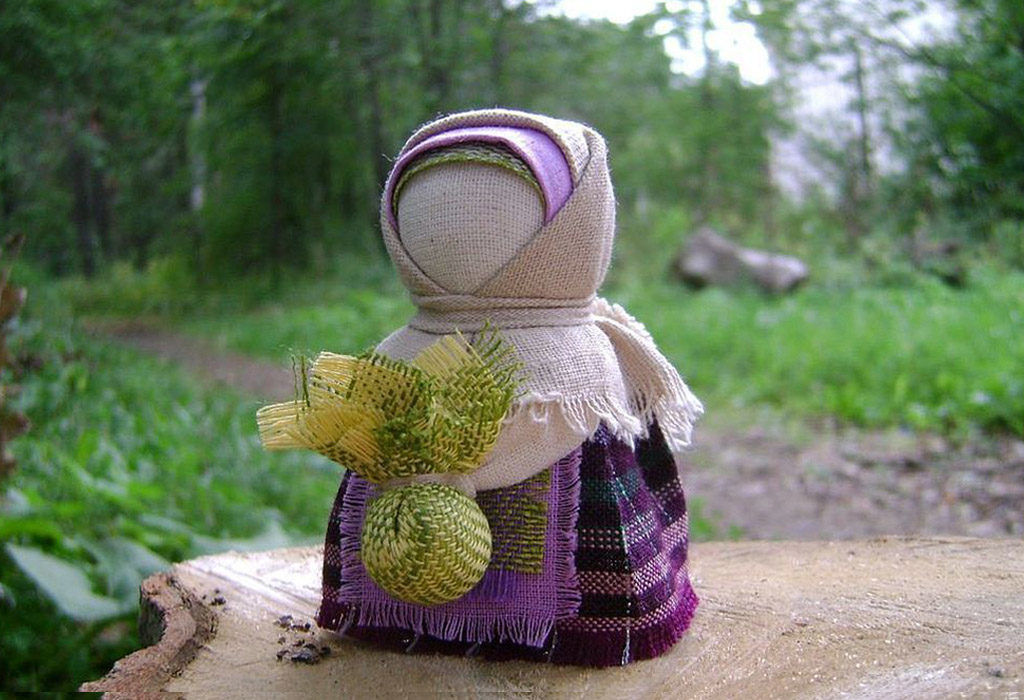 Оберег кукла Подорожница