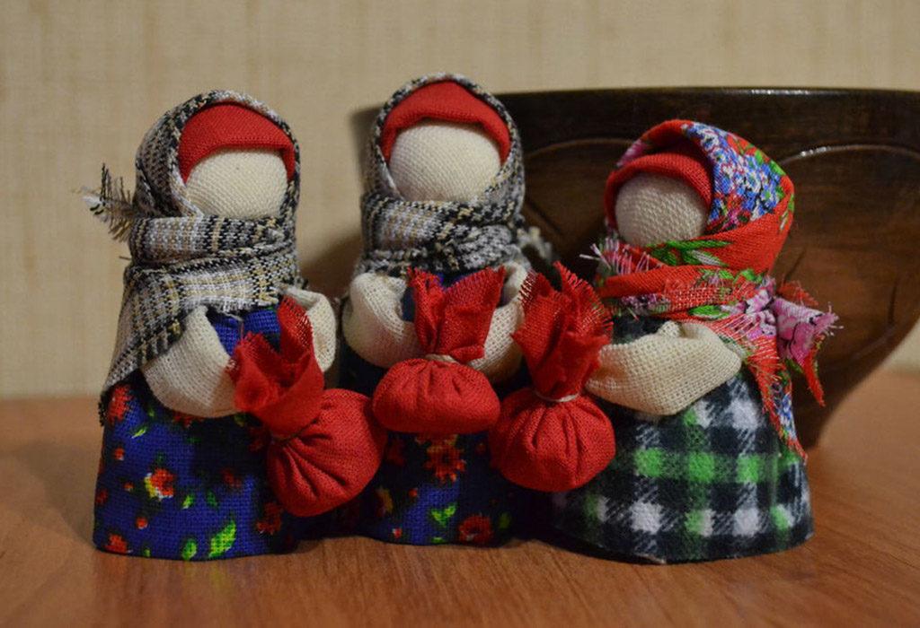 Куклы Подорожницы