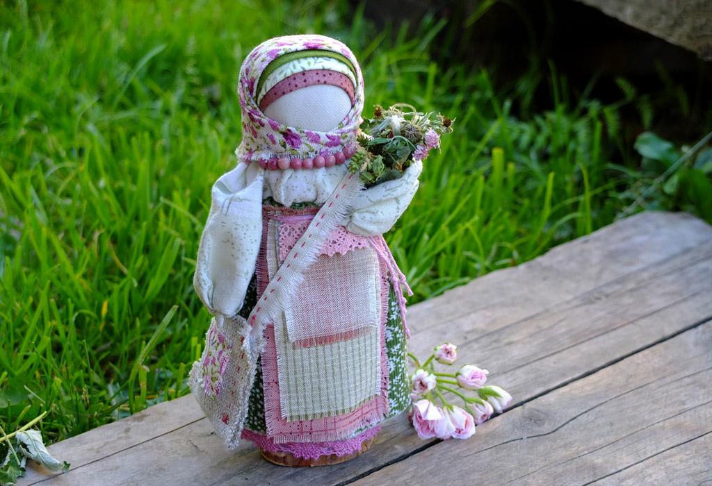 лёгкие кукла оберегать своими руками руке