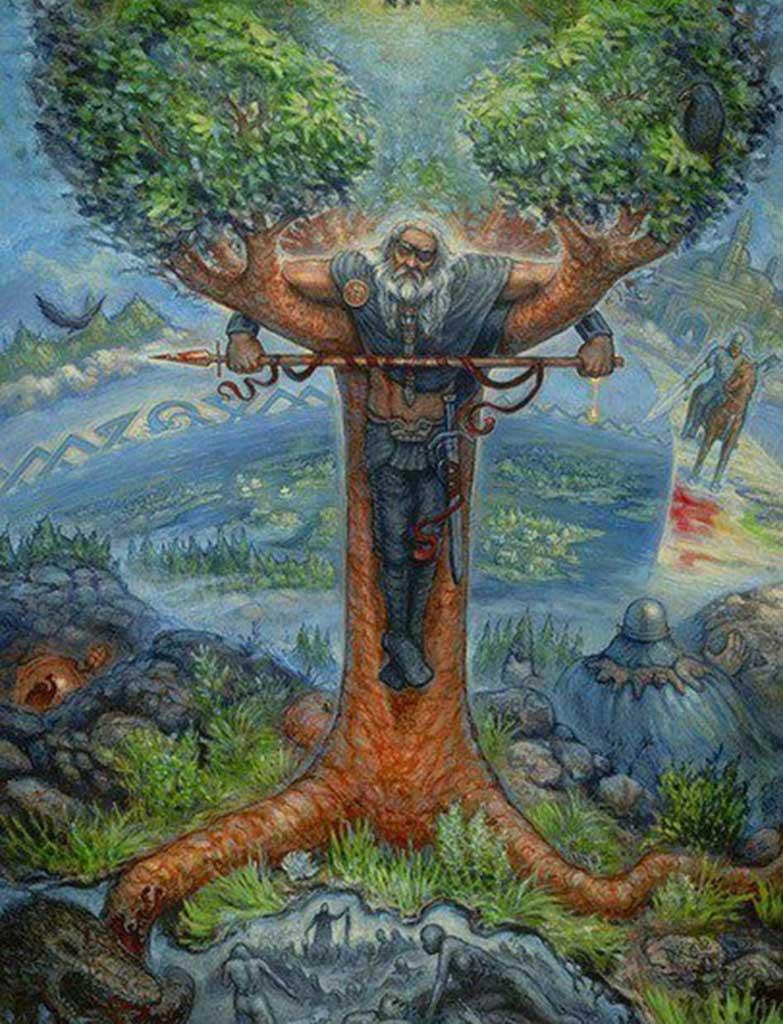 Древо славян в картинках