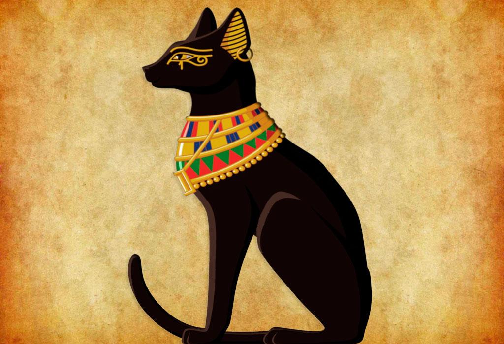 Картинки египетских кошек