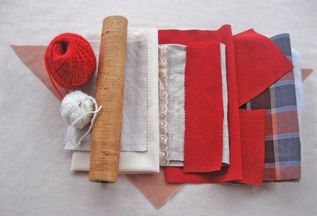 Материалы для изготовления куклы Берегини