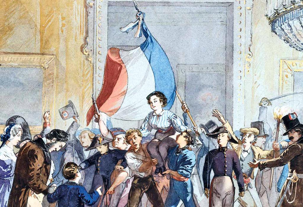 Конец Французской революции