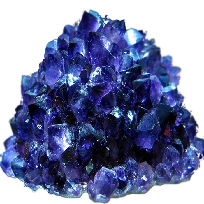 Синий аметист