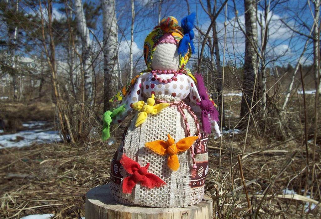 Кукла Птица Радость