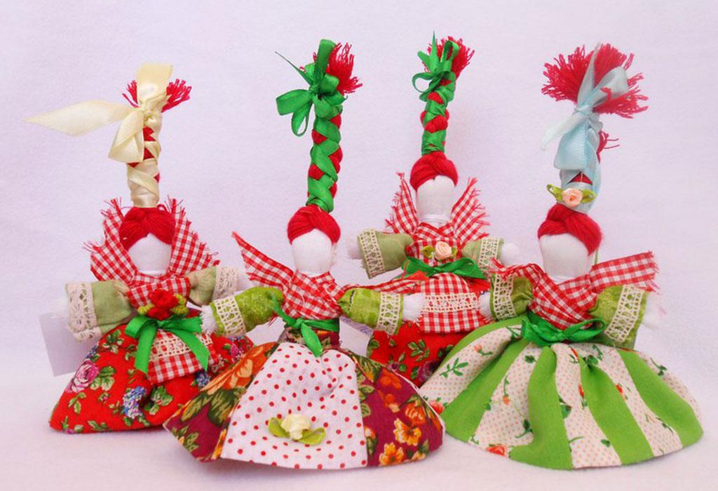 Куклы Веснянки