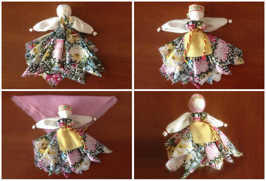 Мастер-класс по созданию вепсской куклы 4