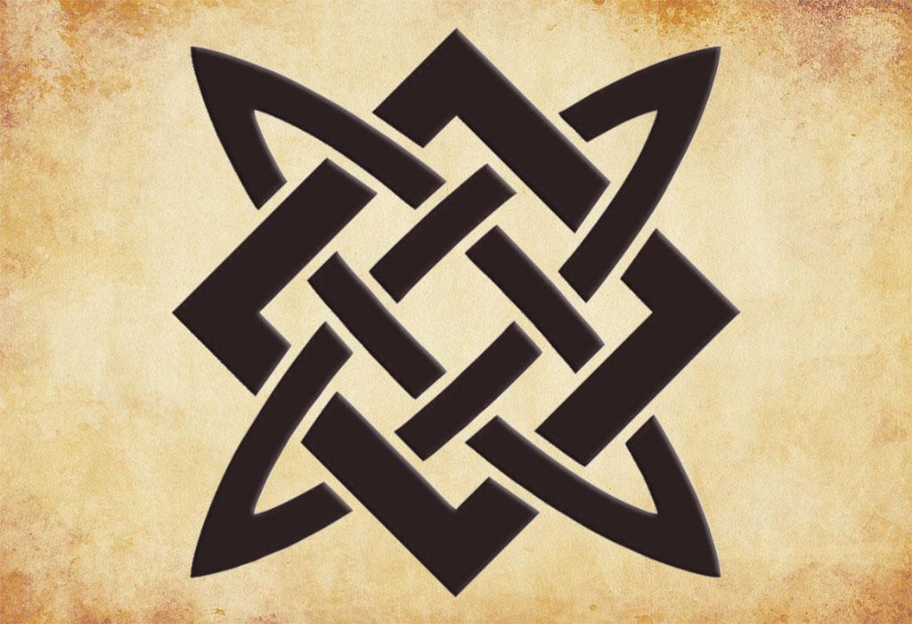 Символ Квадрат Сварога