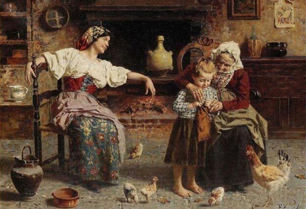 Рукодельницы