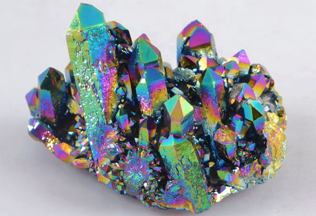 картинки радужный алмаз форвард